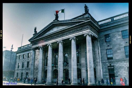 The Dublin GPO