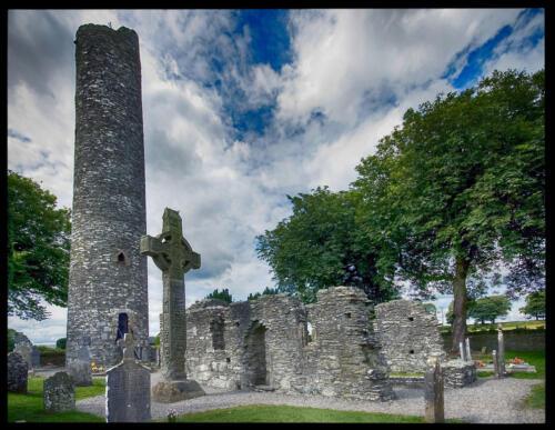 Monasterboice Hightower & Cross