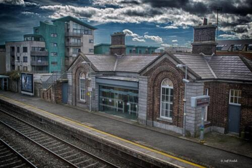 Balbriggian Station